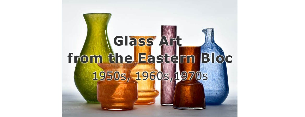 Glass Art Eastern Bloc